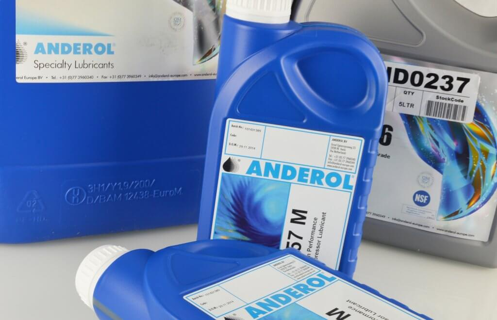 Anderol Lubricant