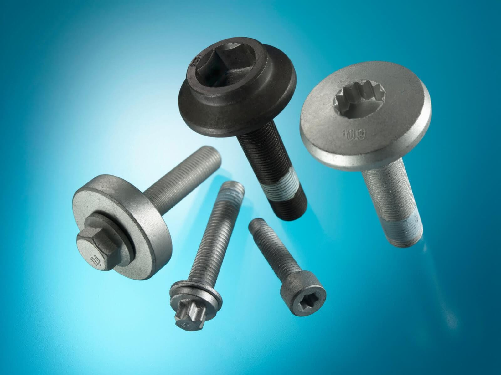 Hexagonal, Socket Head, Flanged, Triple Square, Double Hex, Hexalobular bolts and fixings