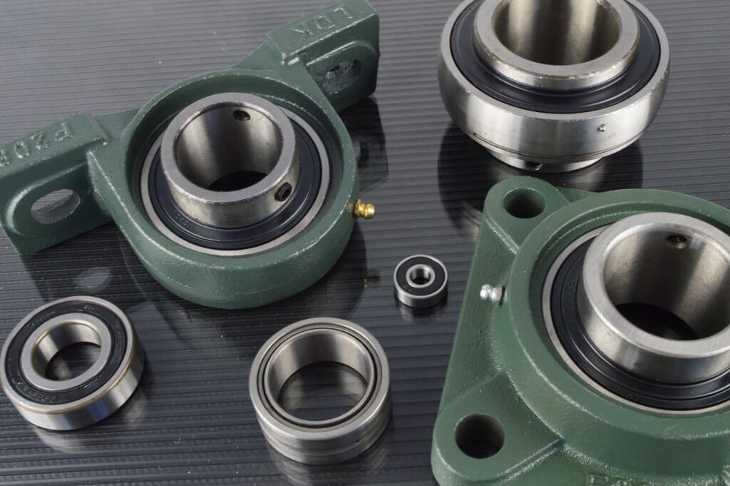 Bearings, Balls and Rollers
