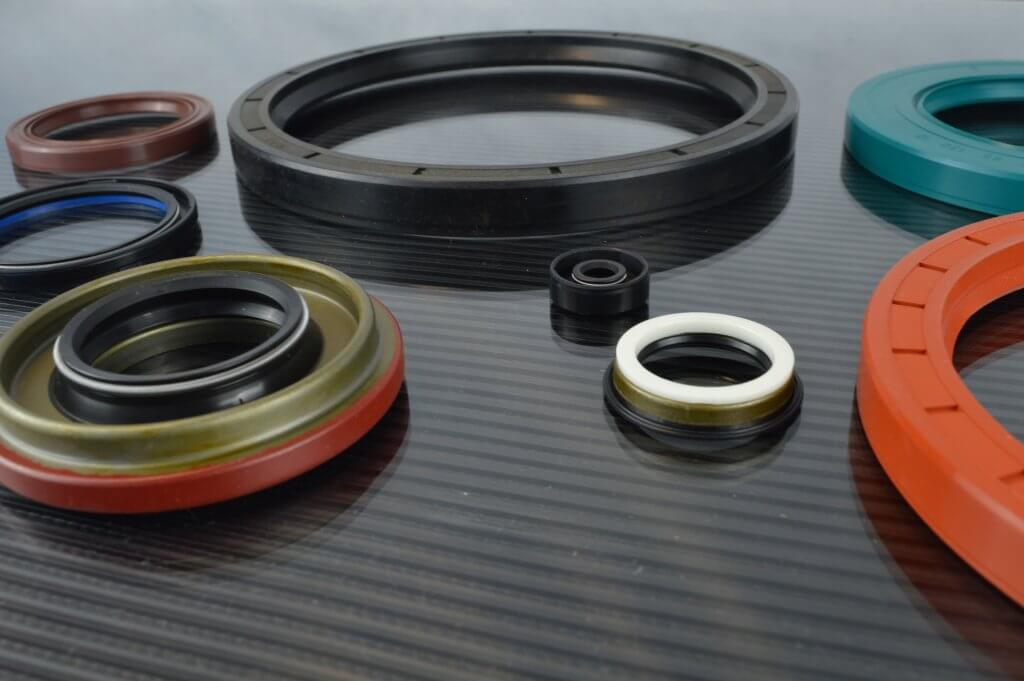 Industrial Seals and Automotive Oil Seals