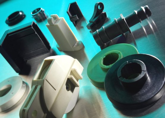 Custom Moulded Components/Parts